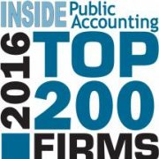 Untracht Early Named 2016 Top 200 Accounting Firm