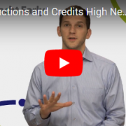 Tax Deductions and Credits High Net Worth Individuals Shouldn't Overlook