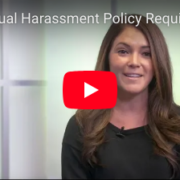 Mandatory Sexual Harassment Policy Requirements for New York Employers