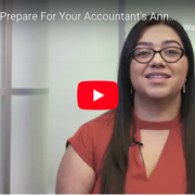 What to Prepare for Your Accountant's Annual Review