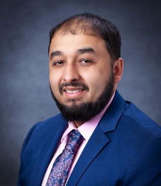 Zeshan Siddiqui Headshot