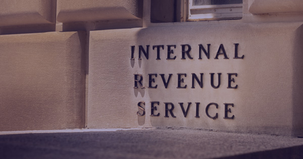 IRS Building where federal tax deadline has been extended