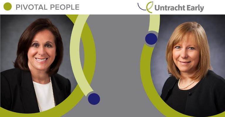 Tracey Early and Michelle Shapiro NJCPA 2016 Women of Note